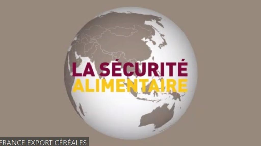 La sécurité alimentaire - France Export Céréales